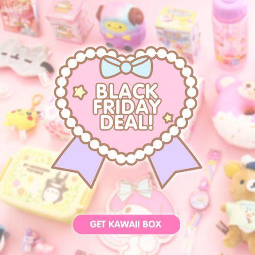 Kawaii Box Black Friday Coupon Code – $10 Off