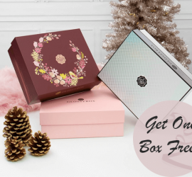GLOSSYBOX Coupon Code - Free Box with New 3-Month Subcriptions