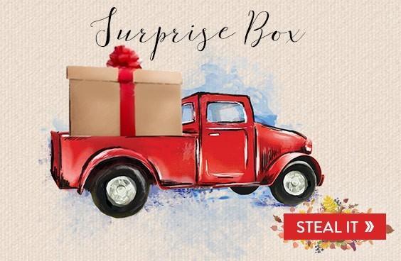 Decor Steals Surprise Box – Still Available!