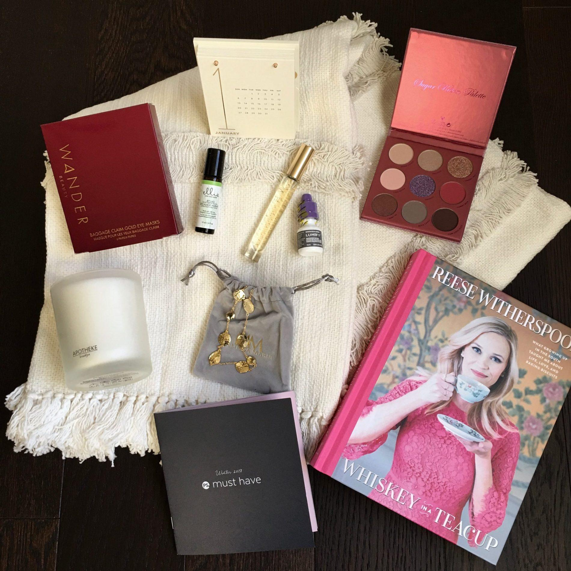 POPSUGAR Must Have Box Review + Coupon Code – Winter 2018