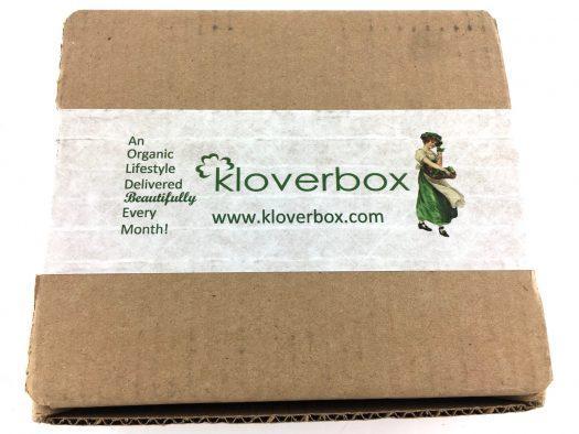 Kloverbox Review + Coupon Code - November 2018