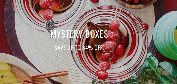 GlobeIn Mystery Boxes – On Sale Now