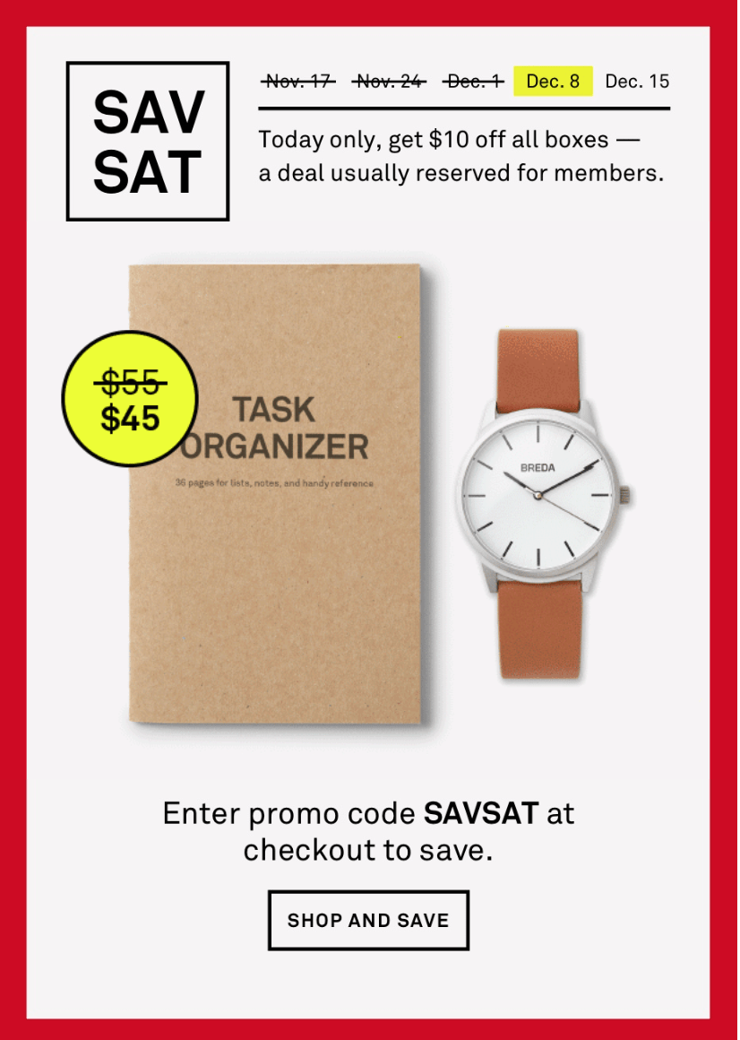 Bespoke Post Coupon Code – $10 Off Boxes!