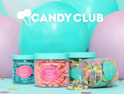 Candy Club Sale – Save $20 Off Your First Box!