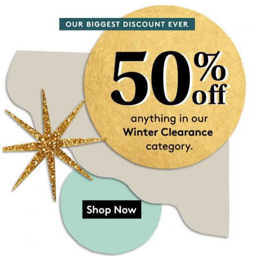 Birchbox Winter Clearance Sale – Save 50% Off!