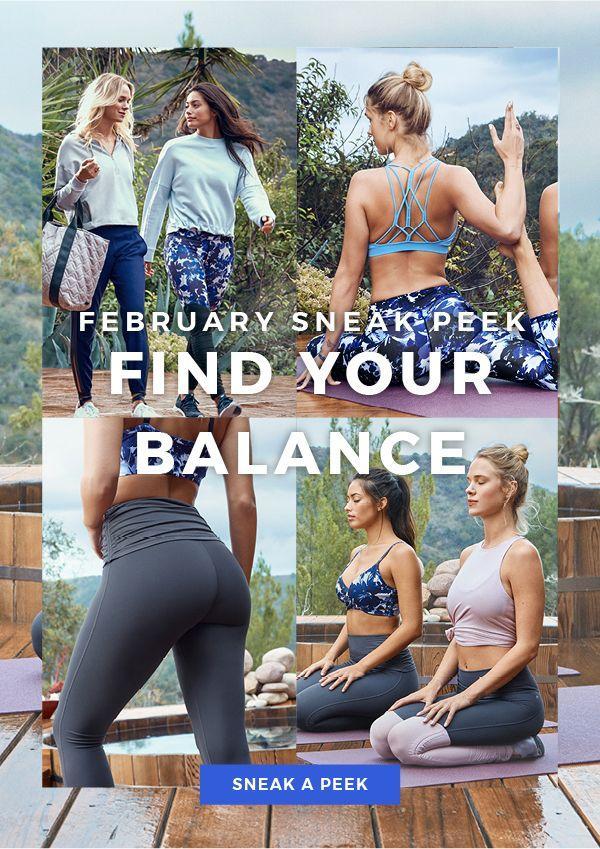 Fabletics February 2019 Sneak Peek + 2 for $24 Leggings!!!!