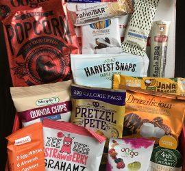 Love With Food Review + Coupon Code - November 2018 Tasting Box