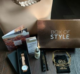 Box of Style Review - Selection Edition + Coupon Code