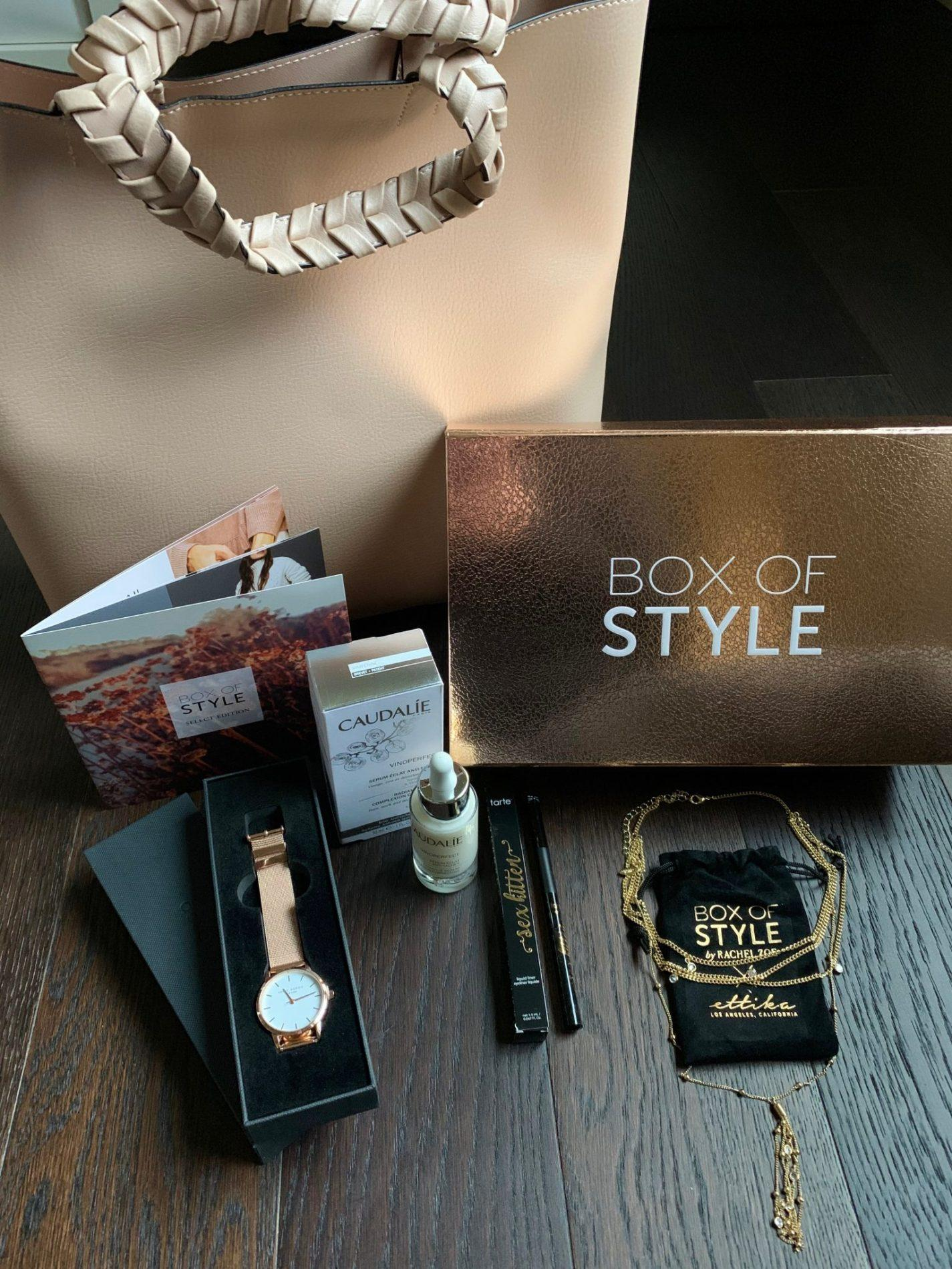 Box of Style Review – Select Edition + Coupon Code