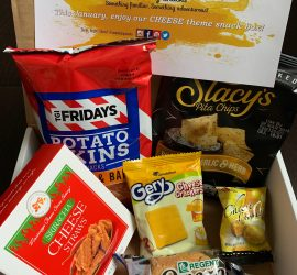 Something Snacks Review - January 2019