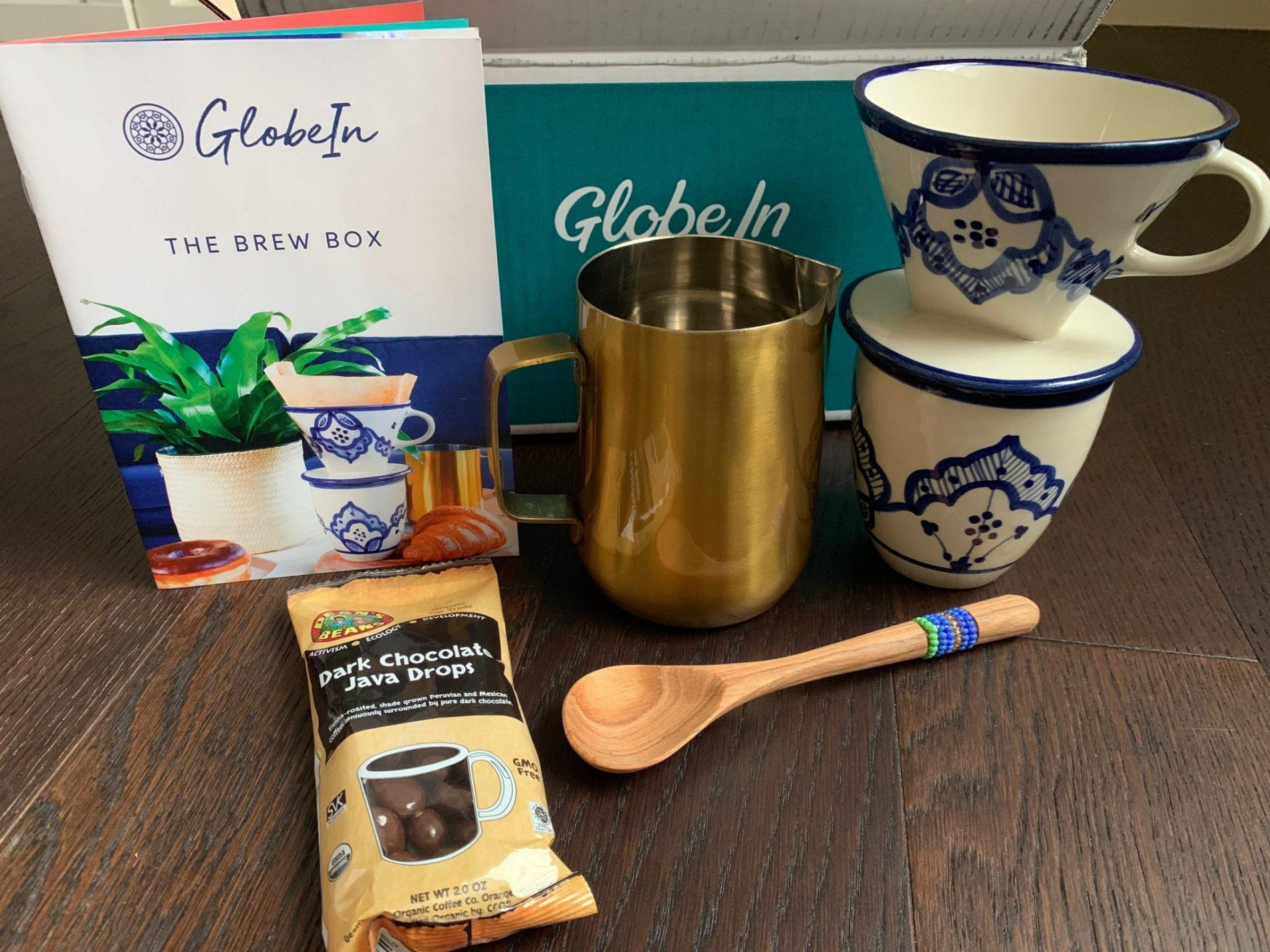 "GlobeIn Review – ""THE BREW BOX"" + Coupon Code – January 2019"