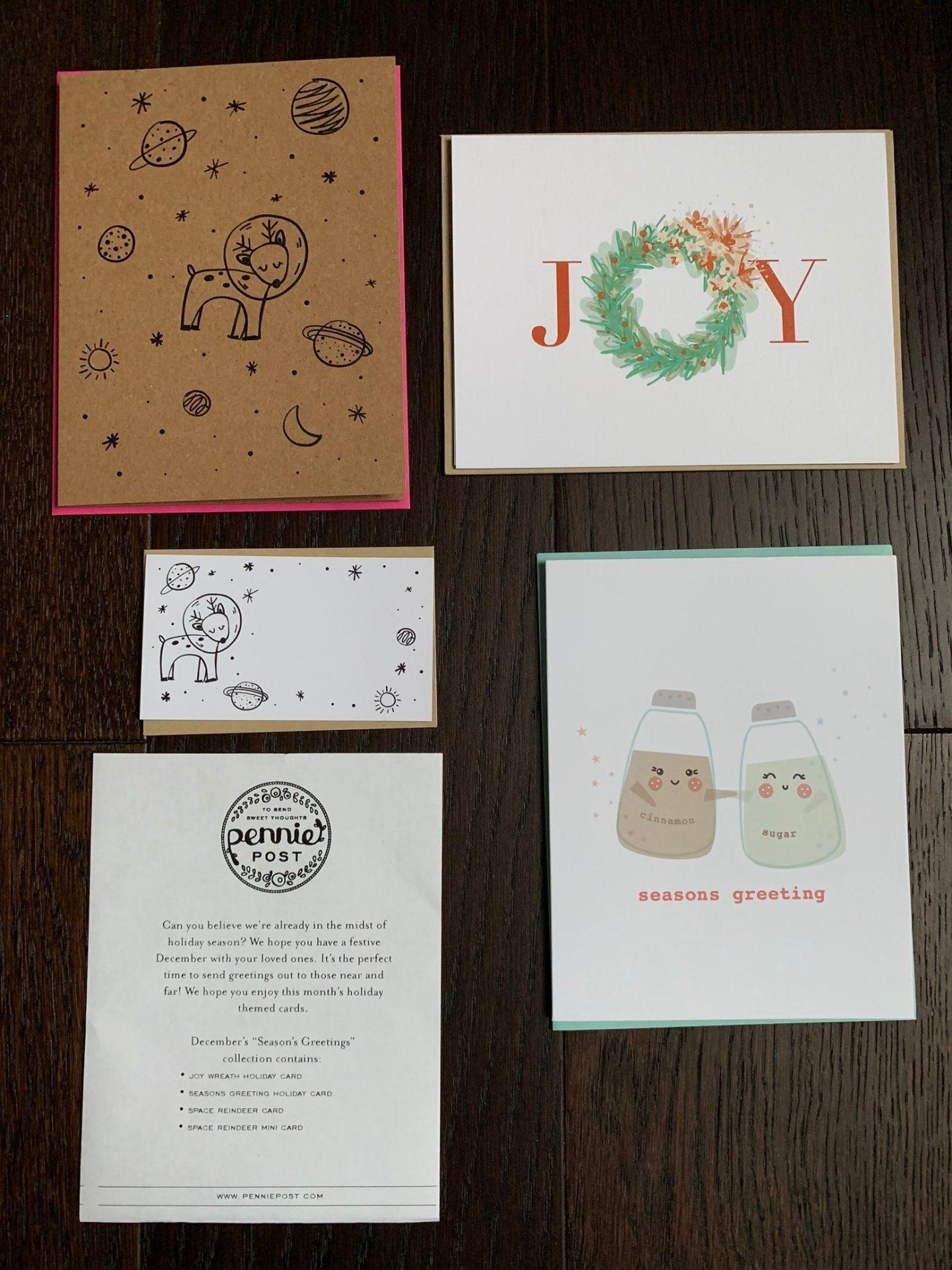 Pennie Post Review – December 2018