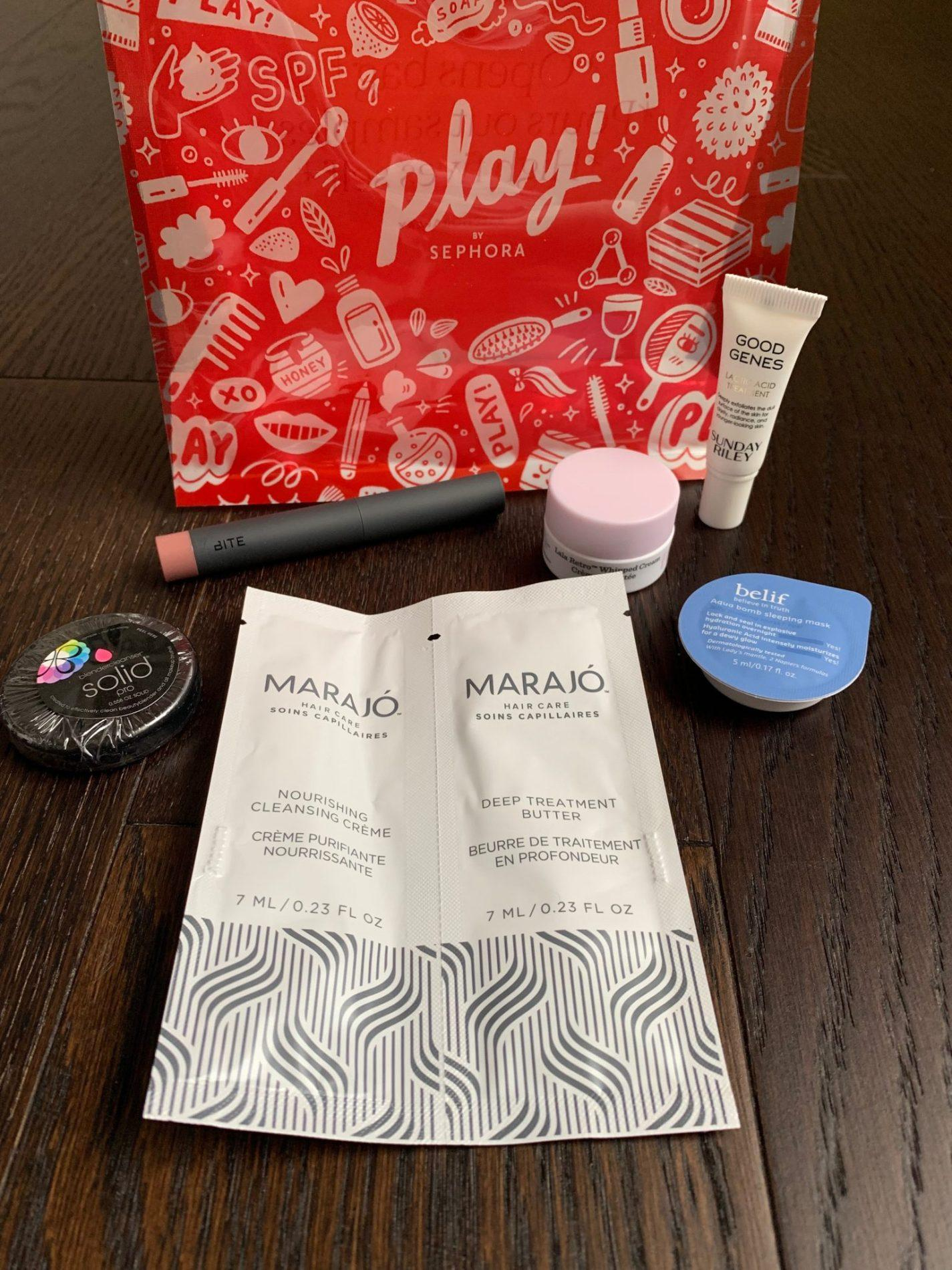 Play! by Sephora Review – January 2019
