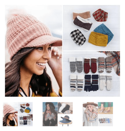 Cents of Style Winter Accessories Grab Bag – On Sale Now