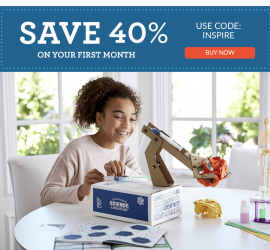 Little Passports Coupon Code - Save 40% Off Your First Month!!