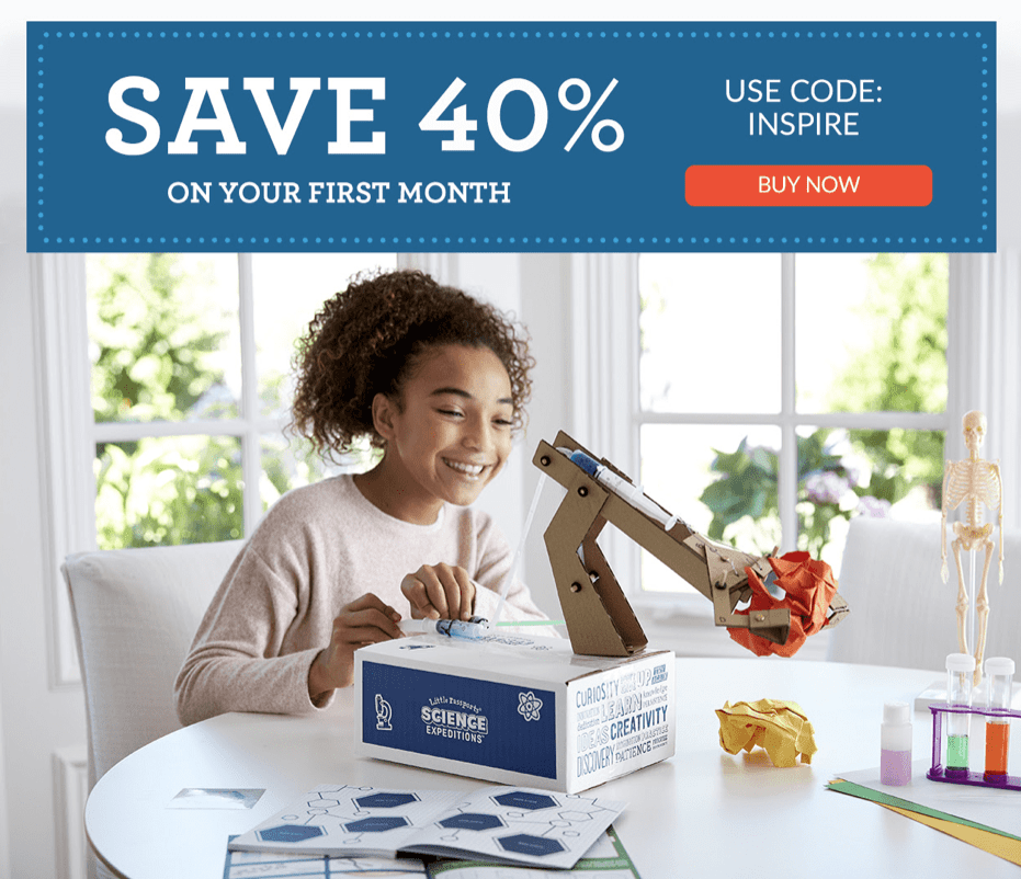 Little Passports Coupon Code – Save 40% Off Your First Month!!