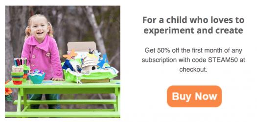 Green Kid Crafts – 50% Off First Box!