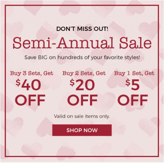Adore Me Semi-Annual Sale – Save Up to $40!