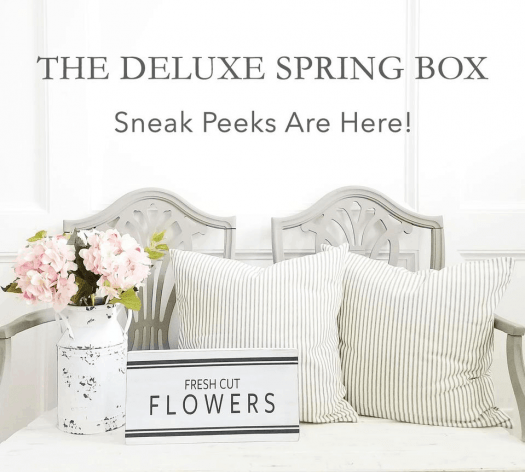 Third & Main Spring 2019 Deluxe Box FULL Spoilers