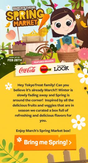 TokyoTreat March 2019 Spoiler #2 + Coupon Code