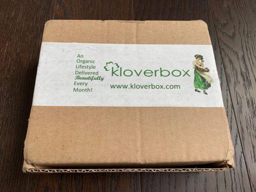 Kloverbox Review + Coupon Code - February 2019