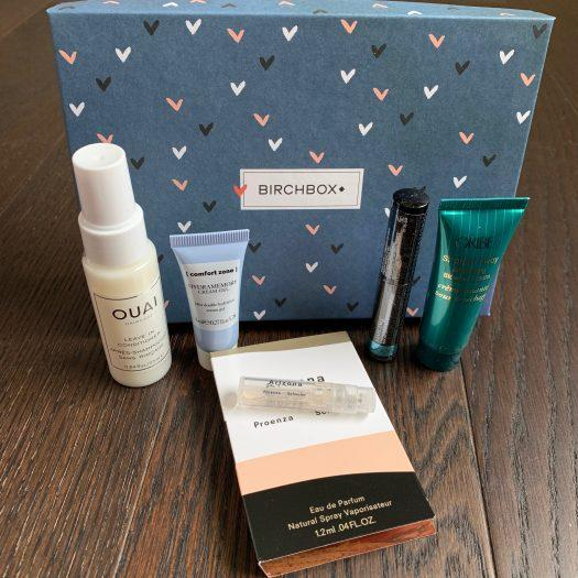 Birchbox Review + Coupon Code – February 2019