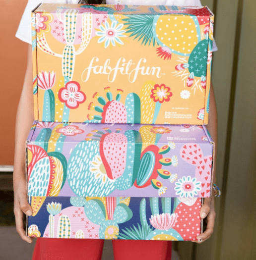 FabFitFun Spring 2019 Box – On Sale Now + $10 Off Coupon Code