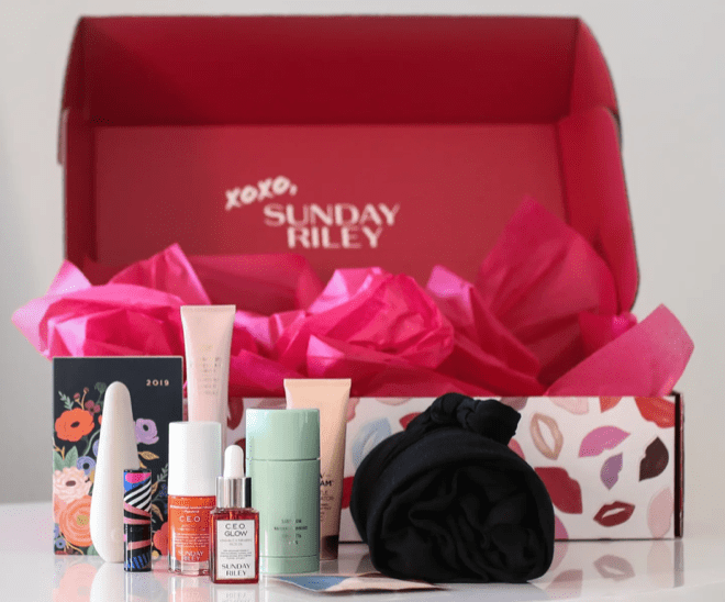 Sunday Riley Spring 2019 Subscription Box – On Sale Now + Full Spoilers