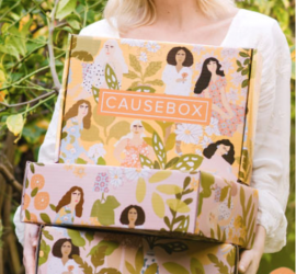 CAUSEBOX Spring 2019 Box On Sale Now + Coupon Code!