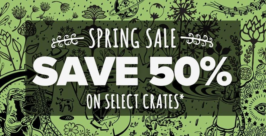 Loot Crate Sale – Save 50% Off Select Crates!