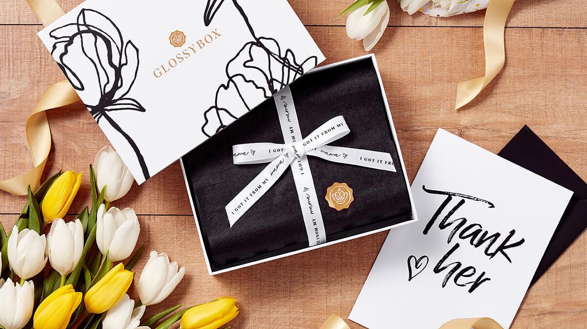 GLOSSYBOX Limited Edition Mother's Day Box – Buy One Get One Free!