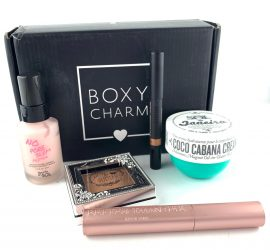 BOXYCHARM Subscription Review - February 2019