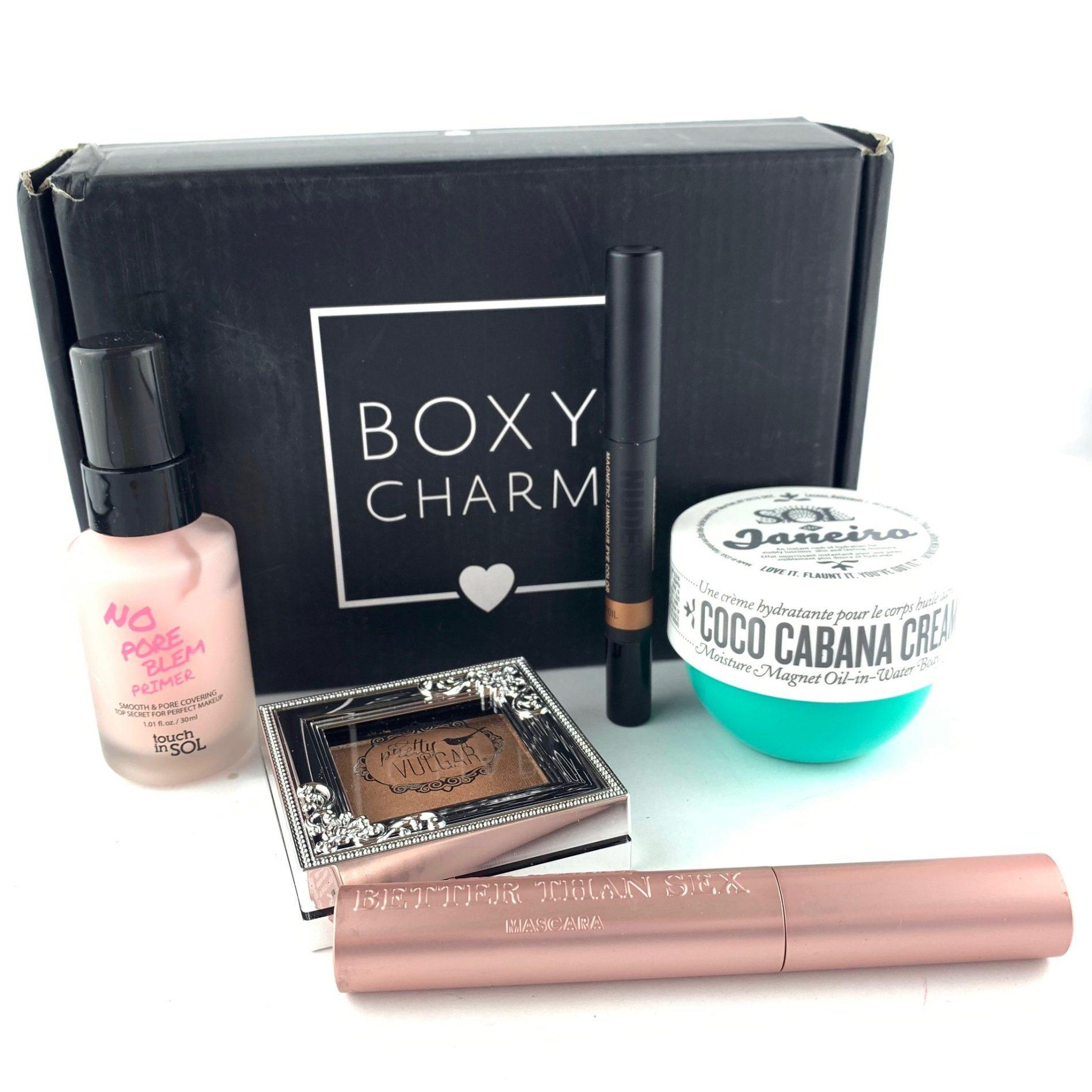 BOXYCHARM Subscription Review – February 2019
