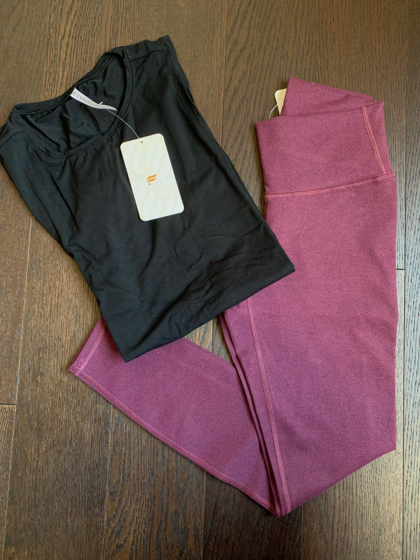 Fabletics Subscription Review – March 2019 + 2 for $24 Leggings Offer