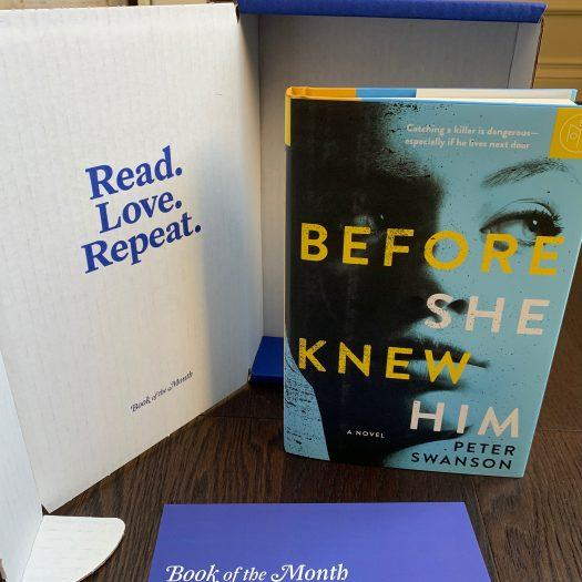 Book of the Month Review + Coupon Code - March 2019