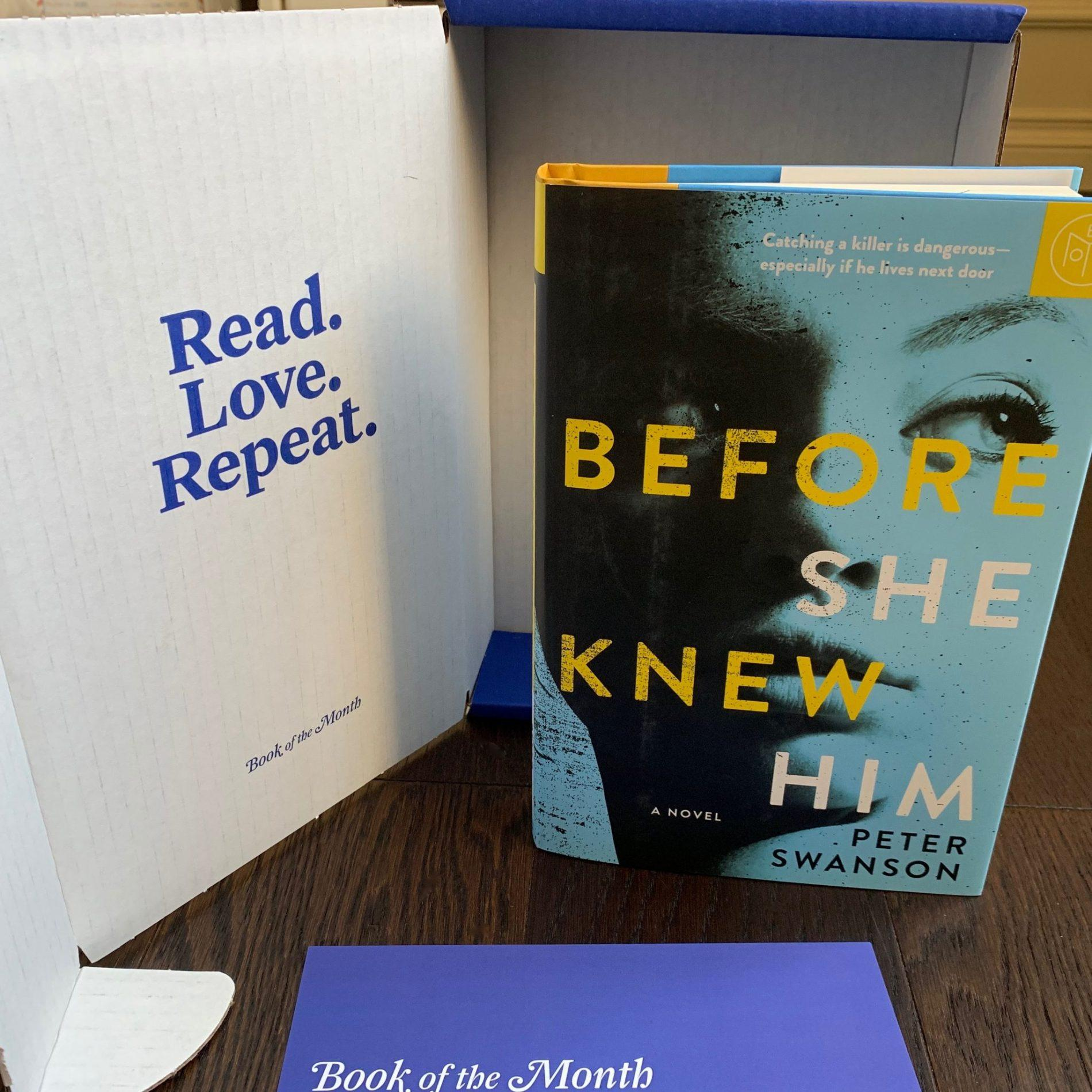 Book of the Month Review + Coupon Code – March 2019