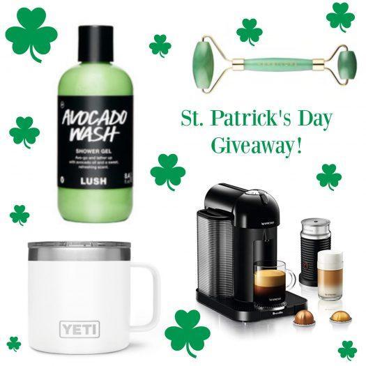 Subscription Box Ramblings St. Patrick's Day Giveaway!