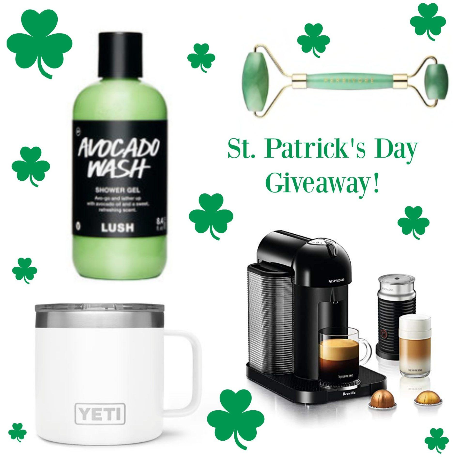 Subscription Box Ramblings St. Patrick's Day Giveaway!