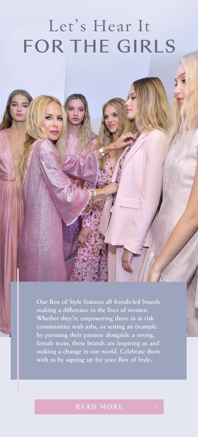 Box of Style by Rachel Zoe –  $15 Off + Spring 2019 Full SPOILERS