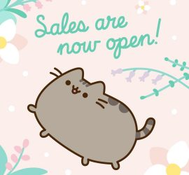 Pusheen Spring 2019 Box - On Sale Now