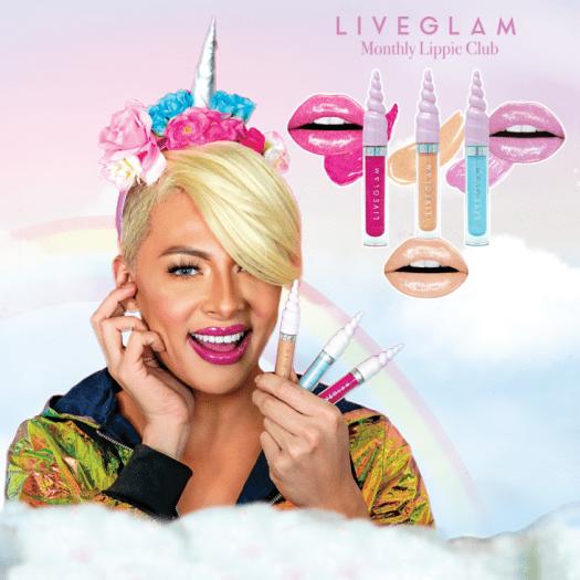LiveGlam KissMe May 2019 Full Spoilers