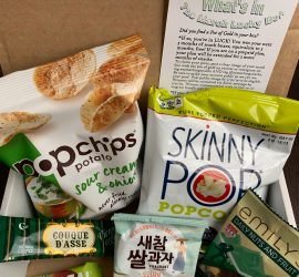 Something Snacks Review - March 2019