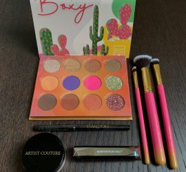BOXYCHARM Subscription Review - April 2019