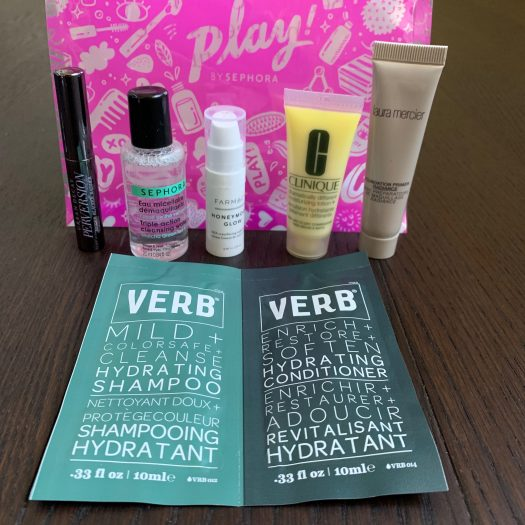Play! by Sephora Review – April 2019
