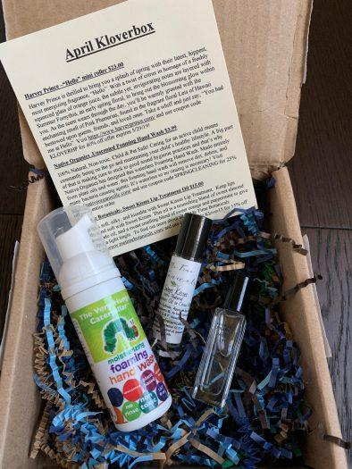 Kloverbox Review + Coupon Code – April 2019