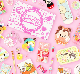 Kawaii Box May 2019 Sneak Peek