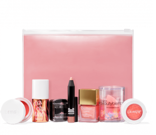 Birchbox – The Coral Color Kit  + Coupon Code!