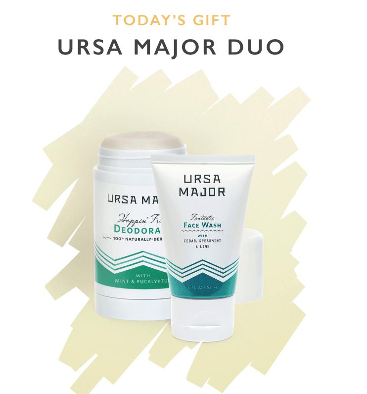 CAUSEBOX Coupon Code – Two URSA MAJOR Duo! + FULL Spring Spoilers