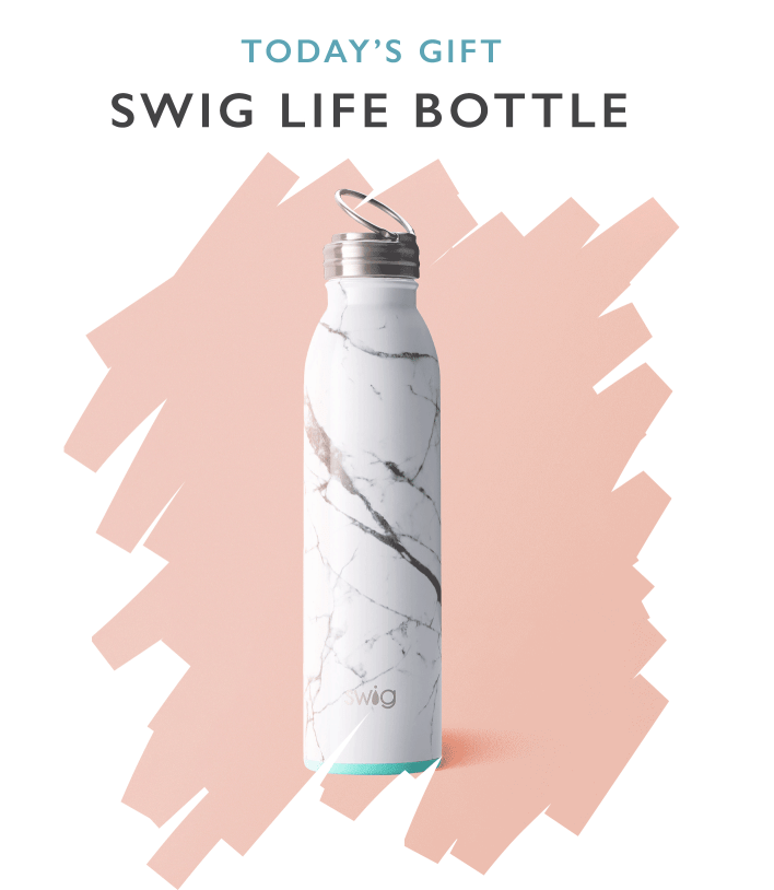 CAUSEBOX Coupon Code – FREE Swig Bottle + FULL Spring Spoilers