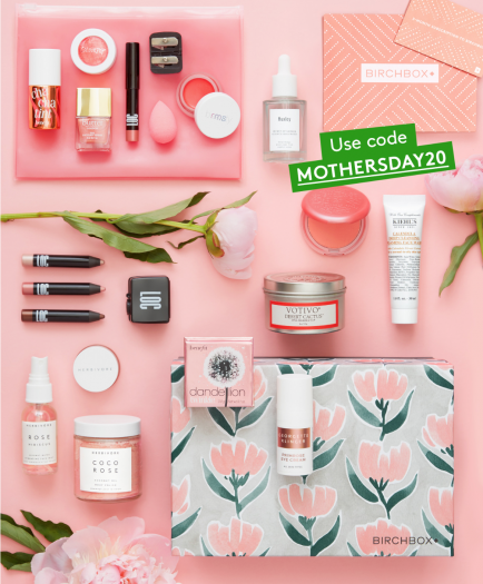 Birchbox 20% off The Mother's Day Shop!